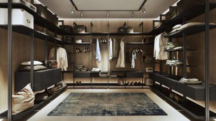 Begehbare Kleiderschränke 1
